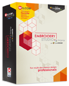 Embroidery Studio e3.0 Software